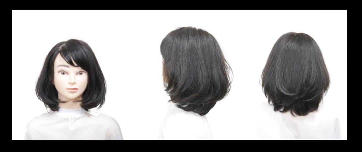 石田ゆり子髪型
