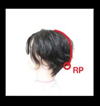 米倉涼子髪型