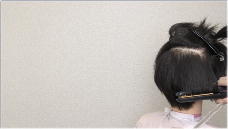 米倉涼子セットの仕方