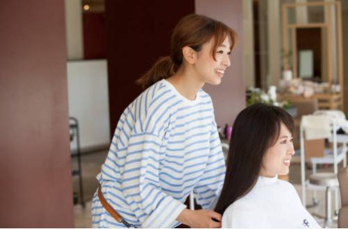 美容師カウンセリング